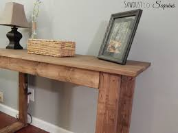 sofa table plans. Console Table Plans Free F93 On Modern Home Interior Design Ideas With Sofa R
