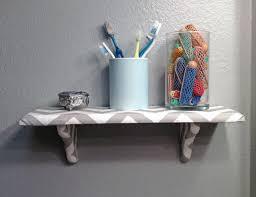 Bathroom Wall Shelf Diy Wall Shelf Ideas Delightful Bathroom - Modern bathroom shelving