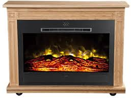 roll n glow electric fireplace with amish made oak wood mantle electric fireplace insert amish fireplaces home design