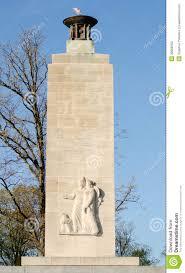 Eternal Light Peace Memorial Gettysburg Pa Eternal Light Peace Memorial At Gettysburg Stock Photo