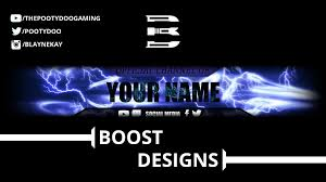 More Free Yt Banners Damnlag Youtube Twitch Gaming Forum