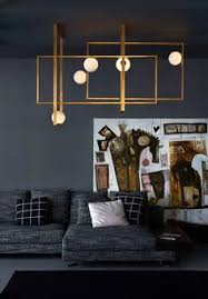 interior lighting designer living room contemporary lighting a geometrical choice in gold with some white bulbs bedroom light likable indoor lighting design guide