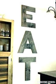 wood letters for wall large letter wall decor initial letter wall wood letters for wall giant