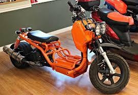 badd custom cycle showroom gallery
