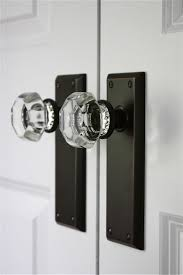 door : Black Door Handles Stunning Double Door Lockset I Like This ...