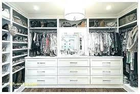 dresser in closet walk ikea