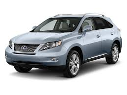 2010 Lexus RX 450h Review, Ratings, Specs, Prices, and Photos ...