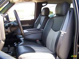 Dark Charcoal Interior 2004 Chevrolet Silverado 2500HD LT Crew Cab ...