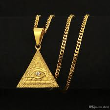 whole hip hop chains anniyo egyptian pyramid necklaces for women gold color egyptians eye of horus jewelry egypt eye amulet hieroglyphics turquoise