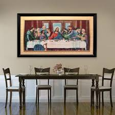large wall art carpet the last supper on canvas christmas gift decor for room decoration carpet fabric made special poster for home and wall decorations  on large last supper wall art with large carpet last supper kk religious centre