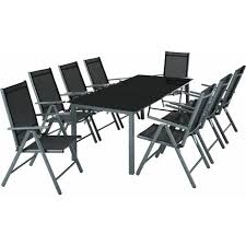 garden table and chairs furniture set