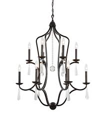 crystorama 5978 eb manning 12 light 30 inch english bronze chandelier ceiling light in english bronze eb