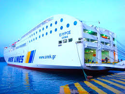 chania ferries and flights