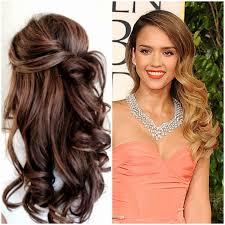022 prom hairstyleakeup natural winter formal hair long