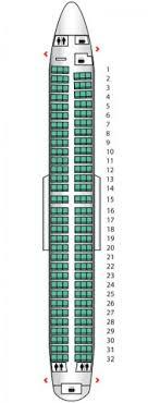 737 800 Seating Chart B737 800 Flydubai Seat Maps Reviews Seatplans Com