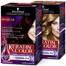 Schwarzkopf Keratin Color Anti Age Hair Color