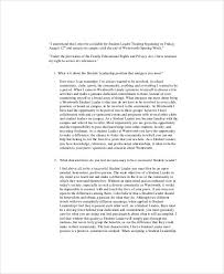 For example, if a concept is presented in the background. Free 9 Leadership Essay Samples In Ms Word Pdf