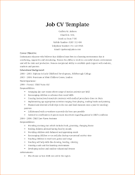 how to prepare cv for teaching job basic job appication letter job cv template by sayeds