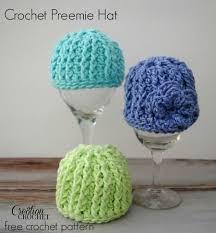Crochet Preemie Hat Pattern Cool Crochet Preemie Hat With Newborn Sizing Crochet Preemie Hats