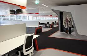 google office environment. So Where Do They Actually WORK? Google Opens A New Floor In Its London Office\u2026 But It Looks More Like The Big Brother House Office Environment O