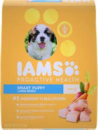 Iams Proactive Health Smart Puppy Large Breed Dry Dog Food 38 5 Lb Bag
