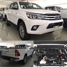 NEW SHAPE! 2018 TOYOTA HILUX REVO LHD 2.8 D4D FOR EXPORT! | NU YIN ...