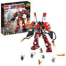 LEGO® NINJAGO Kai's Feuer-Mech 70615 LEGO®