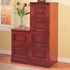 Cherry File Cabinets Cherry File Cabinet For Home Office Improvement Furniture D