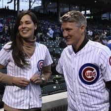 BASTIAN SCHWEINSTEIGER ANA IVANOVIC INSTAGRAM NEWS - Bastian Schweinsteiger  cheers girlfriend Ana Ivanovic as ...