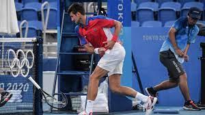 Olympia 2021: Tennis: Novak Djokovic ...