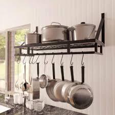 racks holders metal kitchen hanging