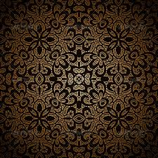 Gold Pattern Magnificent Vintage Gold Pattern By Magenta48 GraphicRiver