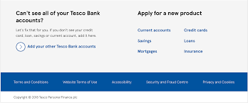 have more than one account with us