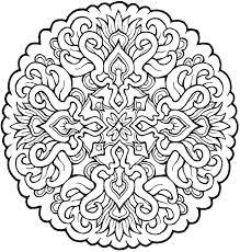 Mandala Coloring Page Adult Mandala Coloring Pages Elephant Mandala