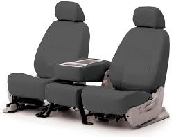 toyota tundra coverking poly cotton seat covers