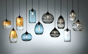 lovely design ideas sea glass pendant lights new astounding hanging best colored seaglass
