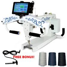 King Quilter Special Edition 18x8 Long Arm Quilting Machine & BRAND NEW King Quilter Special Edition 18x8 Long Arm Quilting Machine with  FREE Bonus Adamdwight.com
