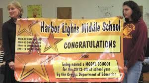 HLMS celebrates being Model School | News | theworldlink.com