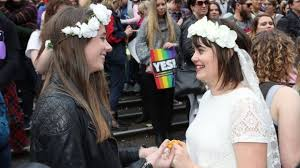 Image result for Same-sex marriage passes historic hurdle
