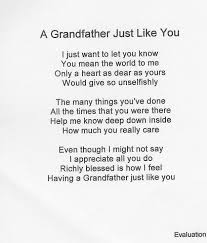 Grandpa Quotes Impressive Grandpa Poems From Granddaughter Make Selection On Order Now Page