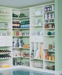 a pantry that includes vertical and horizontal storage areas such as this one from california closets is very efficient