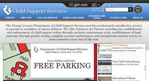 Access Css Ocgov Com Orange County California Child