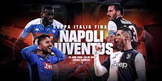 You can watch juventus vs. Jadwal Final Coppa Italia Napoli Vs Juventus Bola Net