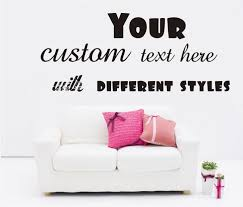 custom vinyl wall decals 6 on custom vinyl wall art canada with custom vinyl wall decals 6 in decors