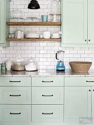 Best Paint To Use On Kitchen Cabinets Impressive Popular Kitchen Cabinet Colors Better Homes Gardens