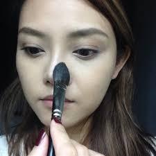 cakey makeup face mugeek vidalondon