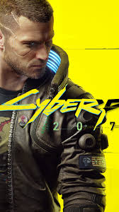 Cyberpunk 2077 V 4K Wallpaper #78