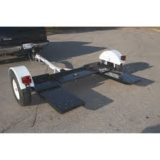 Tow Dolly Fenders With Lights