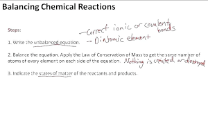 chemistry about com balancing equations answers lovely how