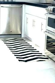 black and white striped rug kitchen area rugs ikea